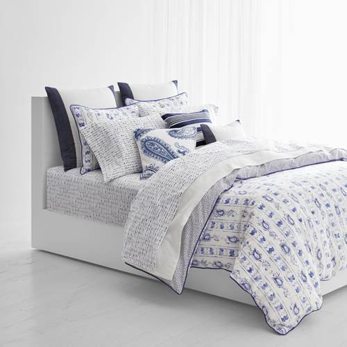 Lauren by Ralph Lauren Nora Duvet Cover Set - Full-Qu .