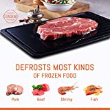 EunGaBi Defrosting Tray - Fast, Magic Thawing Board