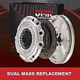 DMR6003 Clutch Kit including Solid Flywheel (DMF conv to SMF)