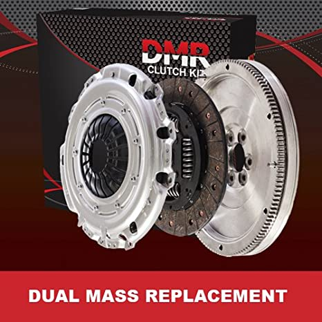 DMR6003 Clutch Kit including Solid Flywheel (DMF conv to SMF)