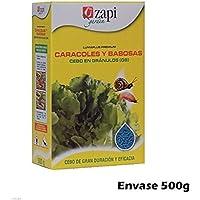 ZAPI Cebo en gránulos 500g para controlar Caracoles
