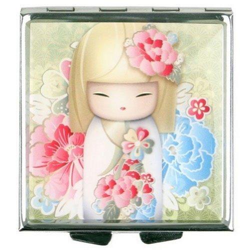 Kimmidoll - Specchietto da Borsa Quadrato Ryoko