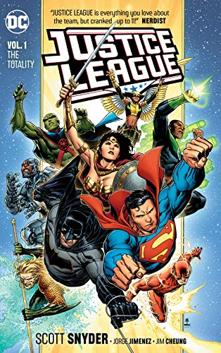 Justice League Vol. 1: The Totality ()