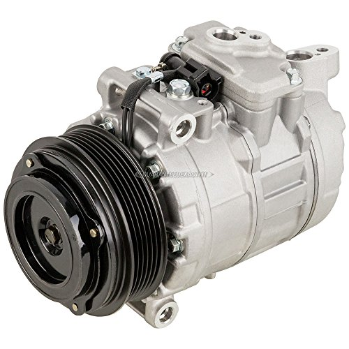 AC Compressor & A/C Clutch For Land Rover Range Rover & Range Rover Sport - BuyAutoParts 60-02468NA New
