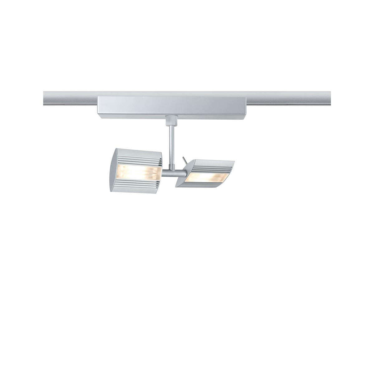 Silber Verschiedene Materialien Paulmann Stromschienensystem