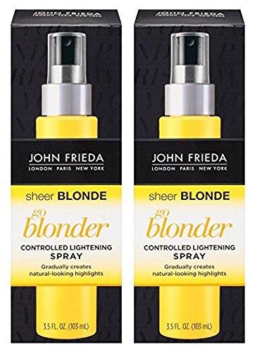 John Frieda, Sheer Blonde Go Blonder, Controlled Lightening - John Frieda Sheer Blond Hairspray
