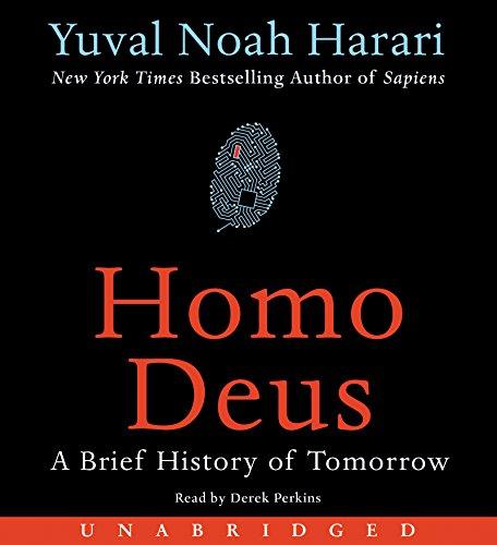 Homo Deus CD: A Brief History of Tomorrow
