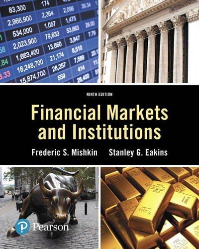 Finan.Markets+Institutions