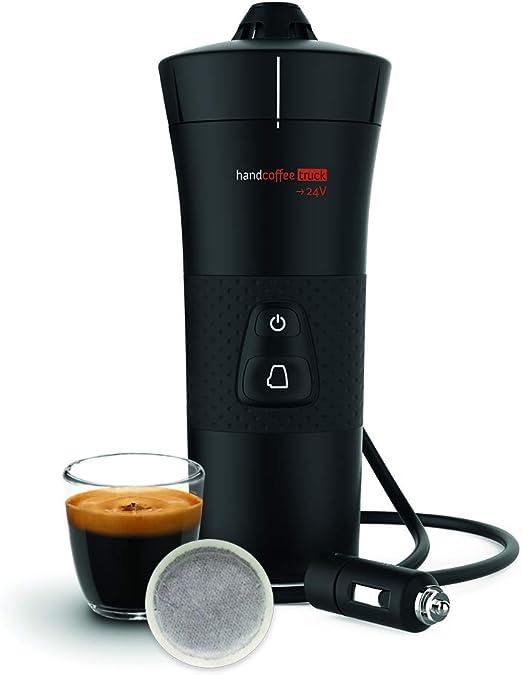 Handpresso 48329 Handcoffee Truck - Máquina de café con dosis para ...