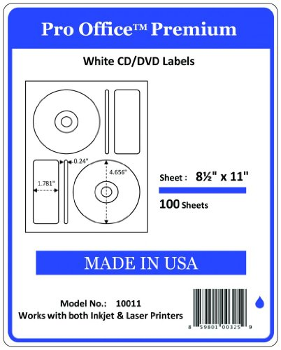 200 Cd Dvd Label - 1