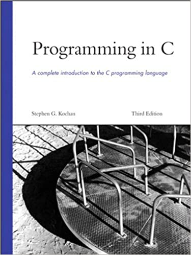 Amazon programming in c ebook stephen g kochan kindle store fandeluxe Images