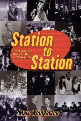 Station To Station : The Secret History of Rock & Roll on Television pdf epub