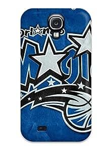 For Galaxy S4 Premium Tpu Case Cover Orlando Magic Nba Basketball (13) Protective Case