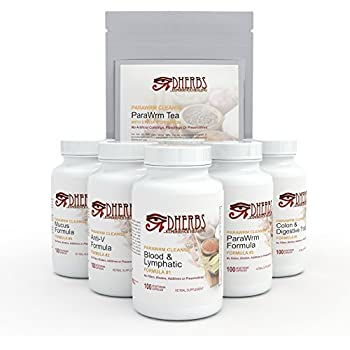Amazon.com: Dherbs Full Body Cleanse: Kitchen & Dining