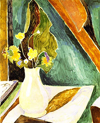 Vanessa Bell Still Life: Wild Flowers 1915 Private Collection 30