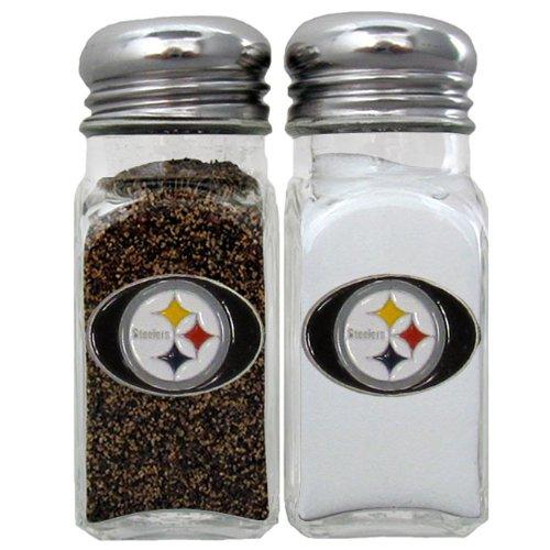 NFL Pittsburgh Steelers Salt & Pepper - Salt Nfl Steelers Pittsburgh