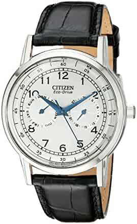 Citizen Men's AO9000-06B Eco-Drive Stainless Steel Casual Watch