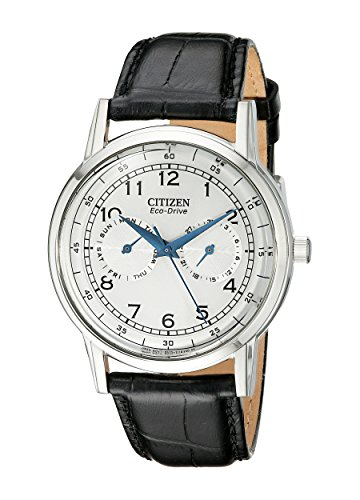 Citizen Men's AO9000-06B Eco-Drive Stainless Steel Casual Watch by Citizen