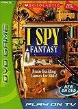 I Spy Fantasy DVD Game