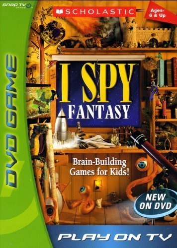 I Spy Fantasy DVD Game by Snap TV