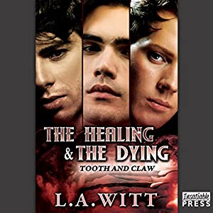 The Healing and the Dying Hörbuch