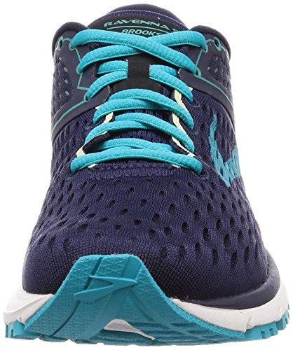 Women's D Ravenna Navy Shoe 9 Running Blue Brooks qn78gHwdqx