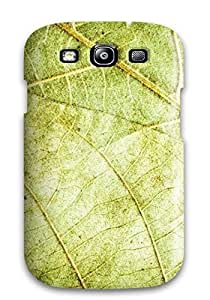 Bareetttt Case Cover Protector Specially Made For Galaxy S3 Leaves Full Vector Free