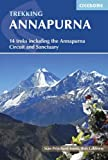 img - for Trekking Annapurna: 14 Treks Including the Annapurna Circuit and Sanctuary book / textbook / text book