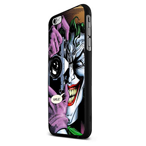 Joker Batman the Killing Joke Custom Case for Iphone 5/5s/6/6 Plus (Black iPhone 6)