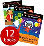 Ladybird I'm Ready for Phonics Readers x 12 Shrinkwrap – TBP