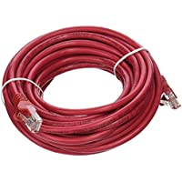 Belkin Snagless CAT5E Patch Cable RJ45M/RJ45M; 25 RED (A3L791b25-RED-S)