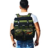Search : Fishing Tackle Bag, Camouflage Color Shoulder Carry Storage Backpack For Fishing Organizer Trays Tools Storage Box Pack(Inside Box Not Included)