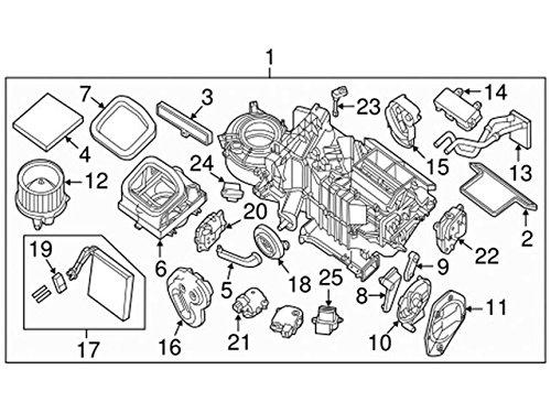 Amazon Com Nissan Frontier Xterra Pathfinder In Cabin Microfilter