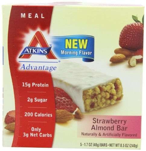 Strawberry Almond 5/BOX