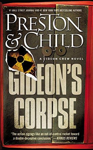 Gideon's Corpse (Gideon Crew series)