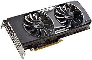 EVGA 04G-P4-3966-KR GeForce GTX 960 4GB GDDR5 - Tarjeta gráfica (GeForce GTX 960, 4 GB, GDDR5, 128 bit, 4096 x 2160 Pixeles, PCI Express x16 3.0)