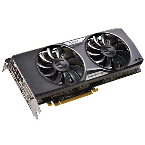 EVGA GeForce 4GB FTW 2.0+, Cooling w/ Free Graphics 04G-P4-3969-KR