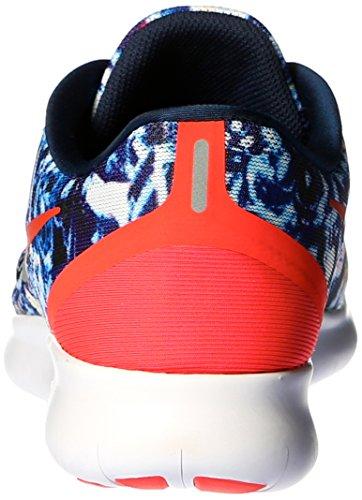 Multicoloured NIKE Free Rn Sneakers Men Rf Silver s BYanYx6