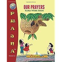 Our Prayers: Sloka Work Book