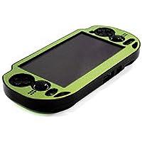 PS Vita Korumalı Taşıma Kasası - Yeşil Alüminyum