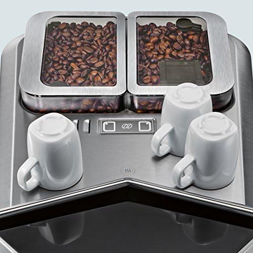 Siemens ti907501de de café entièrement automatiques Avec filtre à eau silber TI917531DE