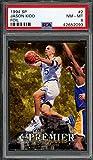 1994-95 sp #2 JASON KIDD dallas mavericks rookie