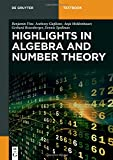 img - for Algebra and Number Theory (De Gruyter Textbook) book / textbook / text book