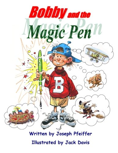 Bobby and the Magic Pen ebook