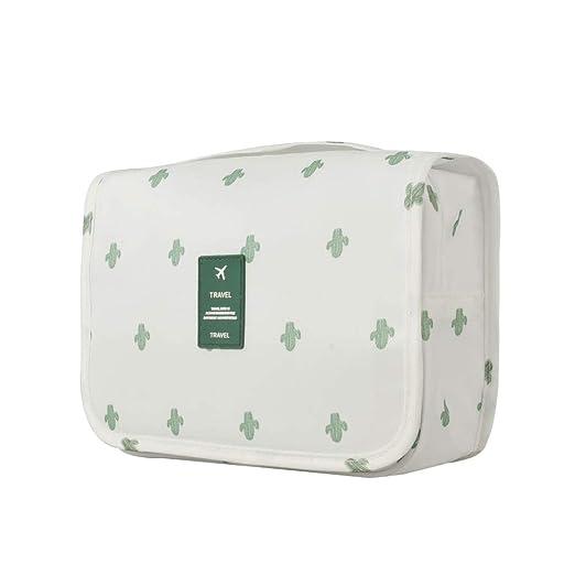 1c22de416b6 Lermende Toiletry Bag Portable Hanging Large Cosmetic Makeup Travel  Accessories Organizer for Men & Women