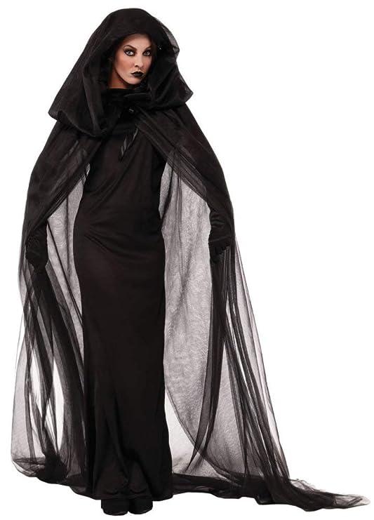Disfraz de Halloween, traje de fantasmas femenino de alma ...