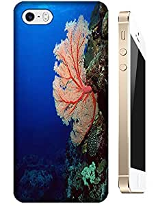 Beautiful Scenery under the sea cell phone cases for Apple Accessories iPhone 4/4S