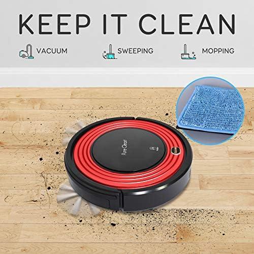 Pure Clean Robot Aspirador, Robot Vacuum, 1 4