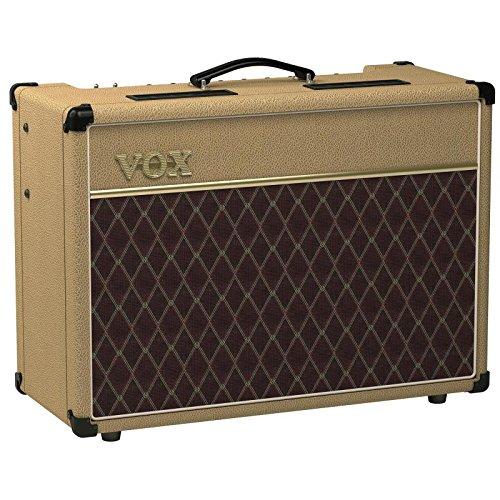 VOX AC15C1 TAN VINYL AMPLIFICADOR COMBO PARA GUITARRA: Amazon.es: Instrumentos musicales