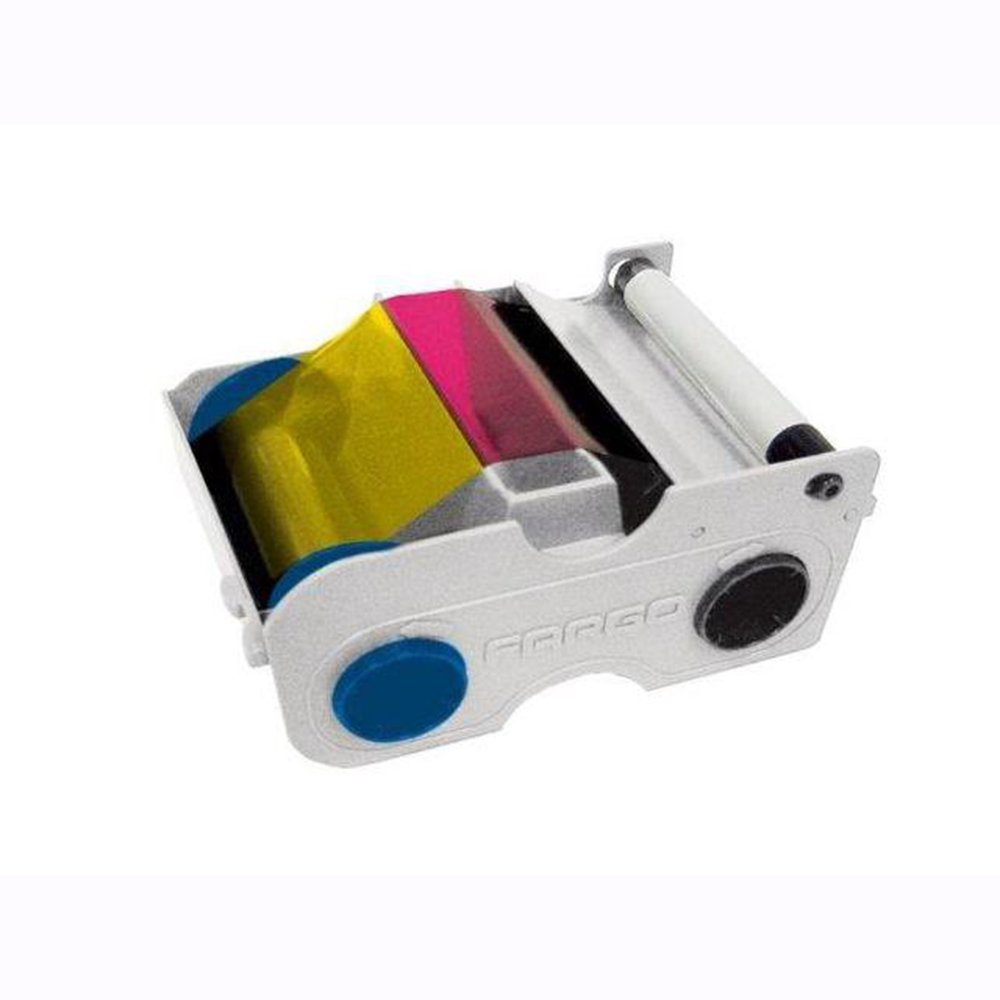 Fargo Electronics 44230 Ribbon, Full-color Ribbon for DTC400